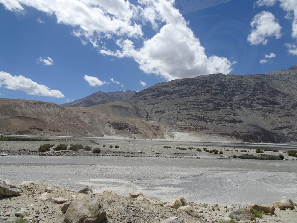 Drive from Nubra to Leh