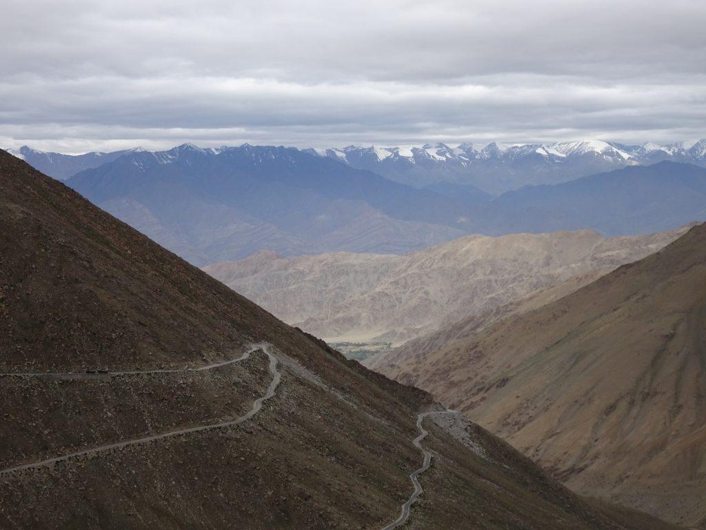 Mountain Passes in Leh Ladakh