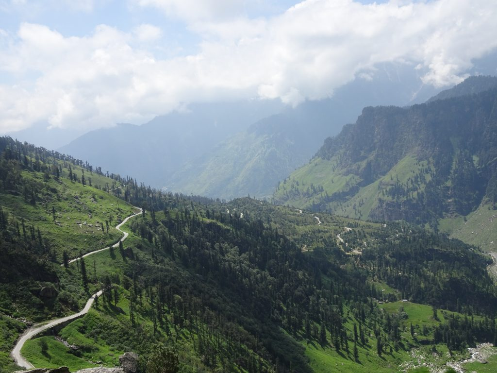 Rohtang Pass - can be done as a day trip