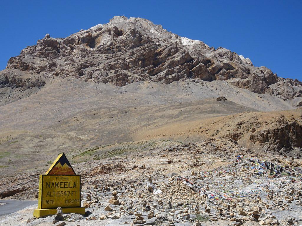 Top of Nakeela Pass