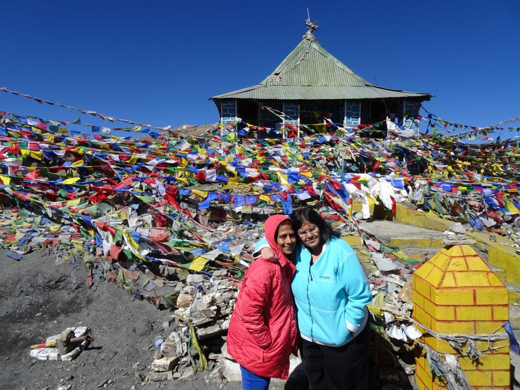 Top of Taglang La Pass