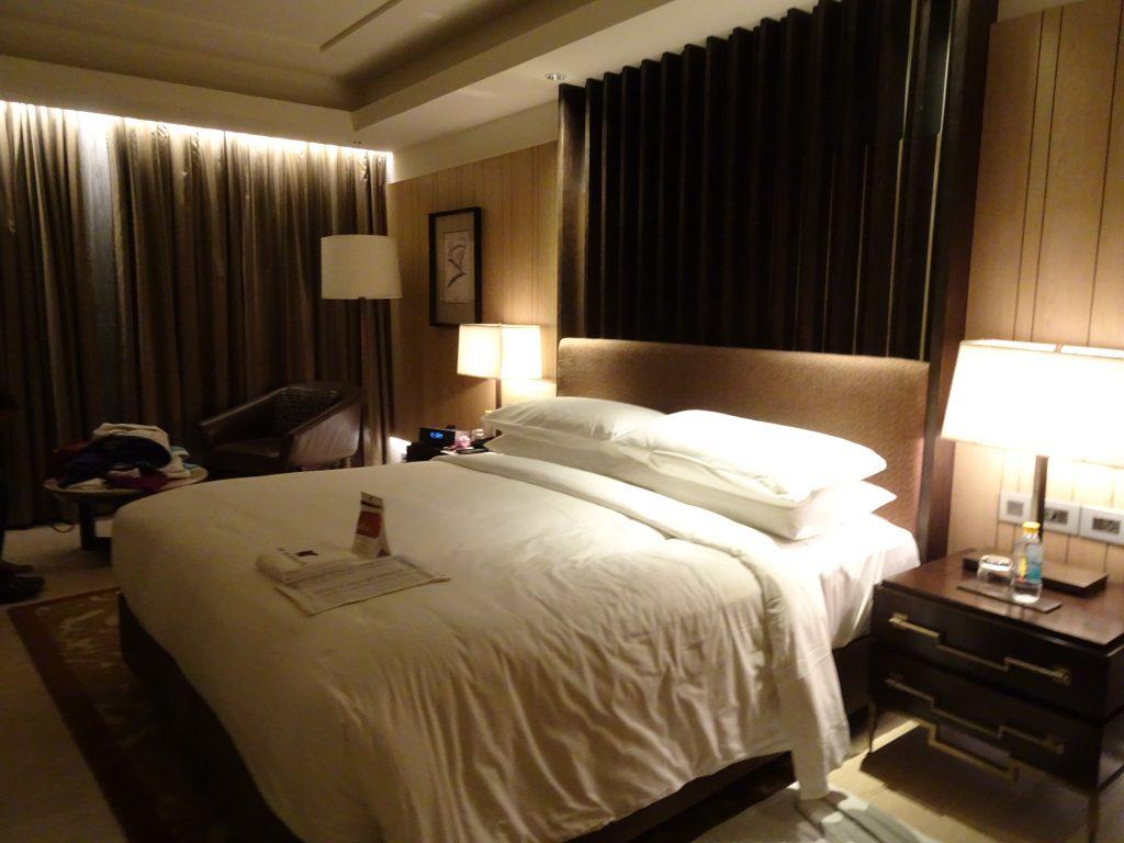 Junior Suite at JW Marriott, Mussoorie