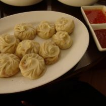 Momos at Grand Dragon