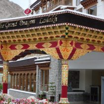 The Grand Dragon Ladakh