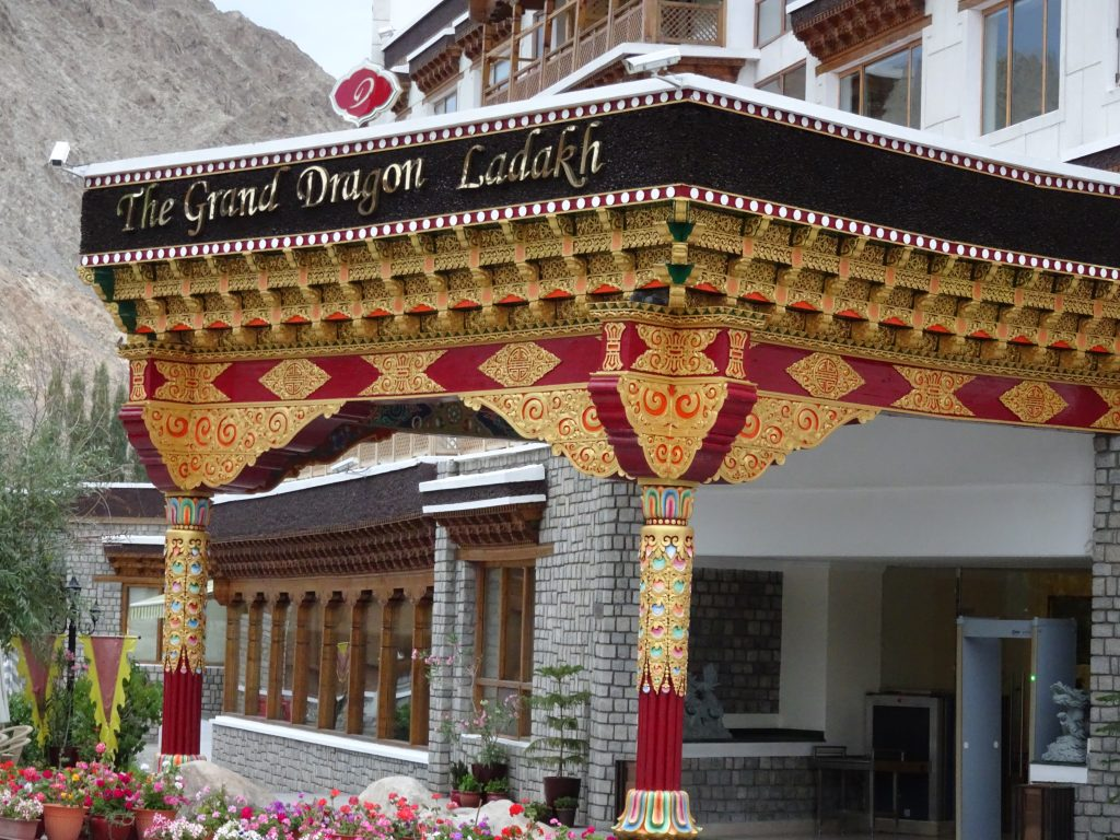 The Grand Dragon Ladakh - Accommodations in Leh Ladakh