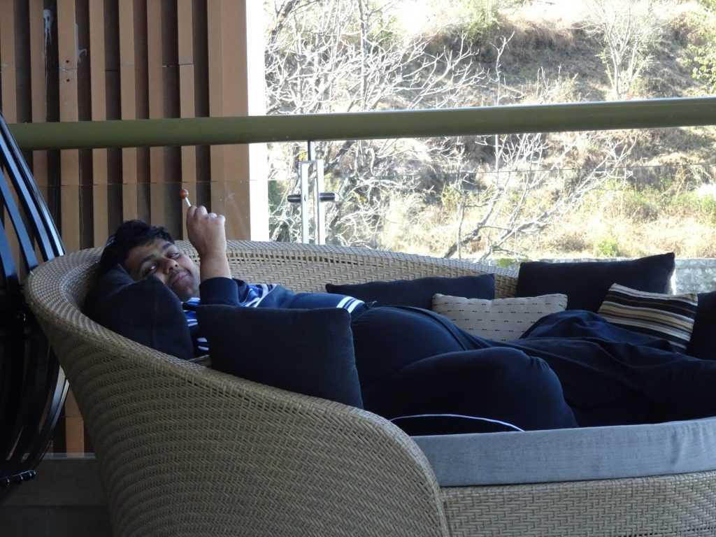 The Perch at JW Marriott Mussoorie