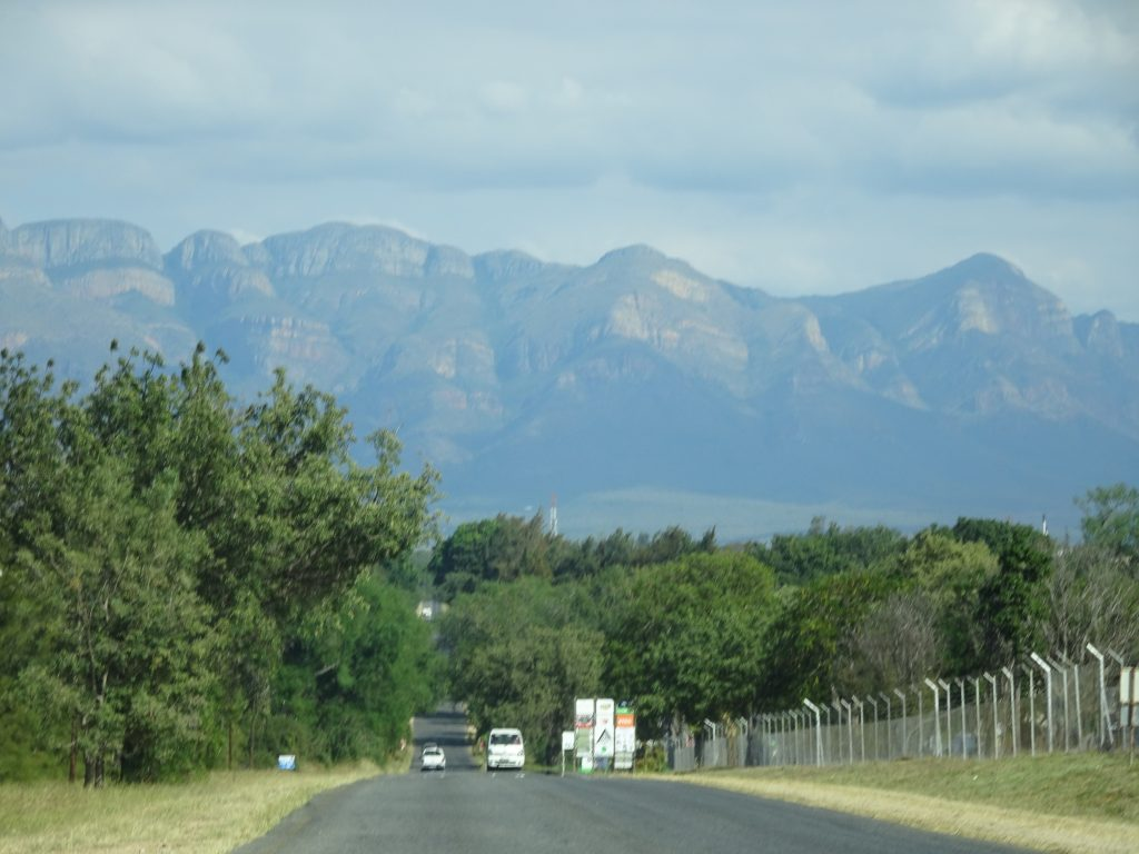 Beautiful roads to Hippo Jessica