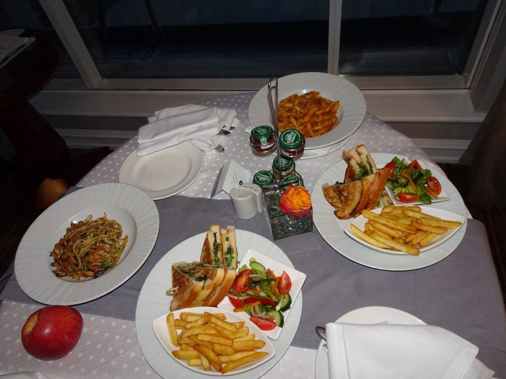 Breakfast at Intercontinental