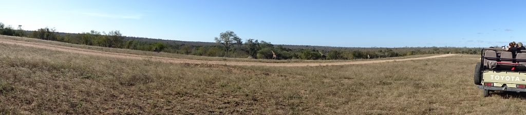 Kruger - Panoramic View on our Kruger Itinerary