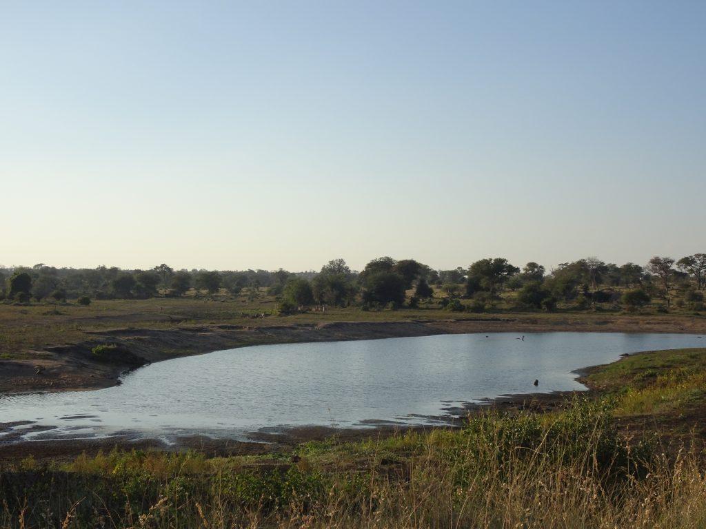 Nsemani Dam