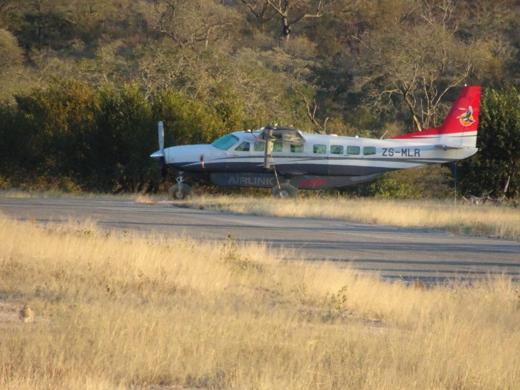 Private Airstrip at EP