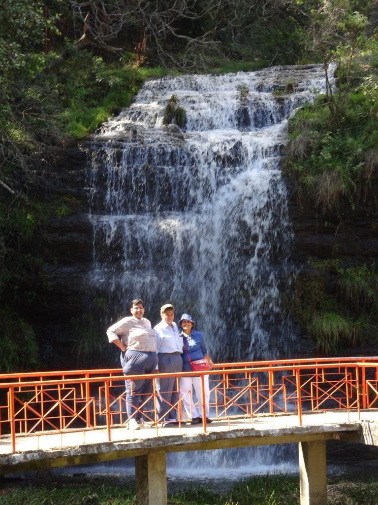 Fairy Falls in Kodaikanal