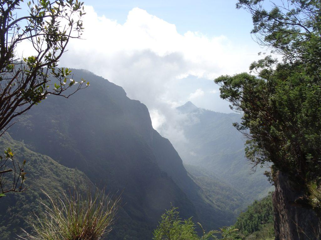 Silent Valley View Point in Kodaikanal