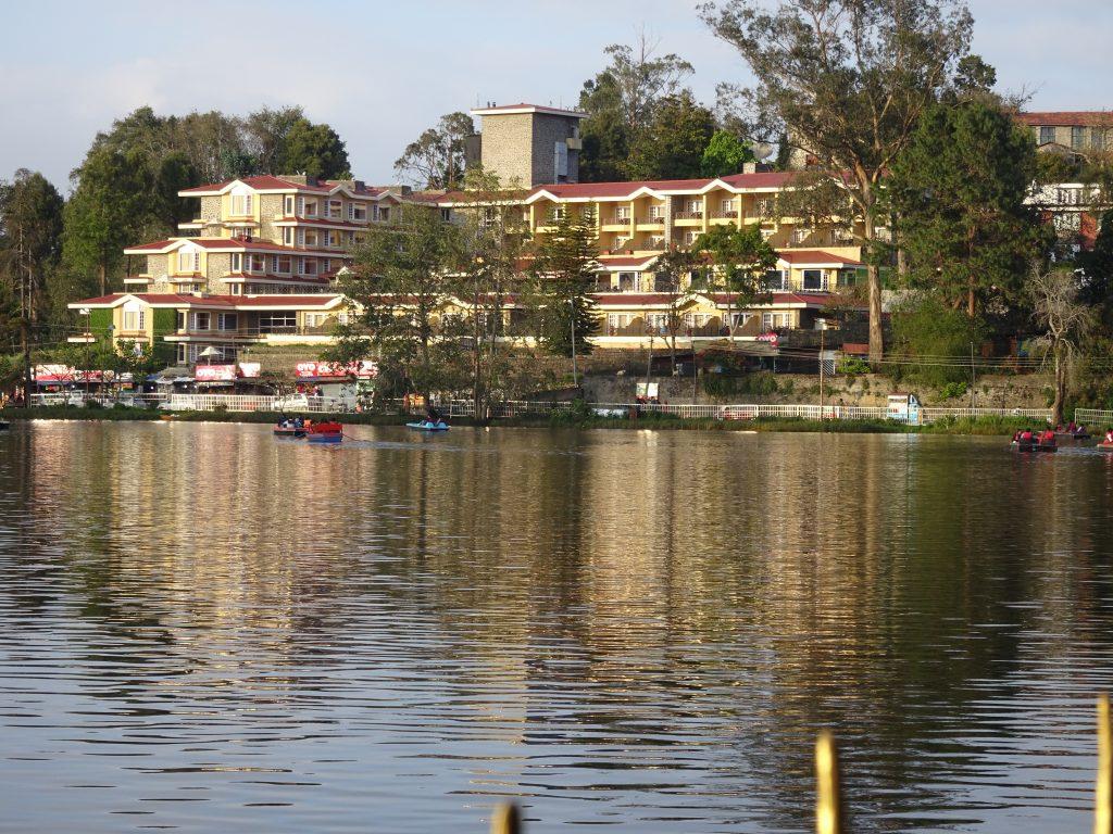 The Carlton Hotel, Kodaikanal