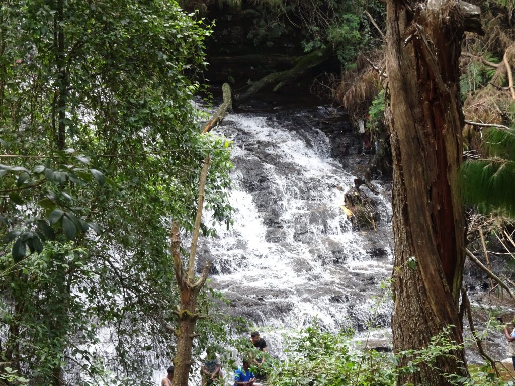 Vattakanal Waterfalls in Kodaikanal