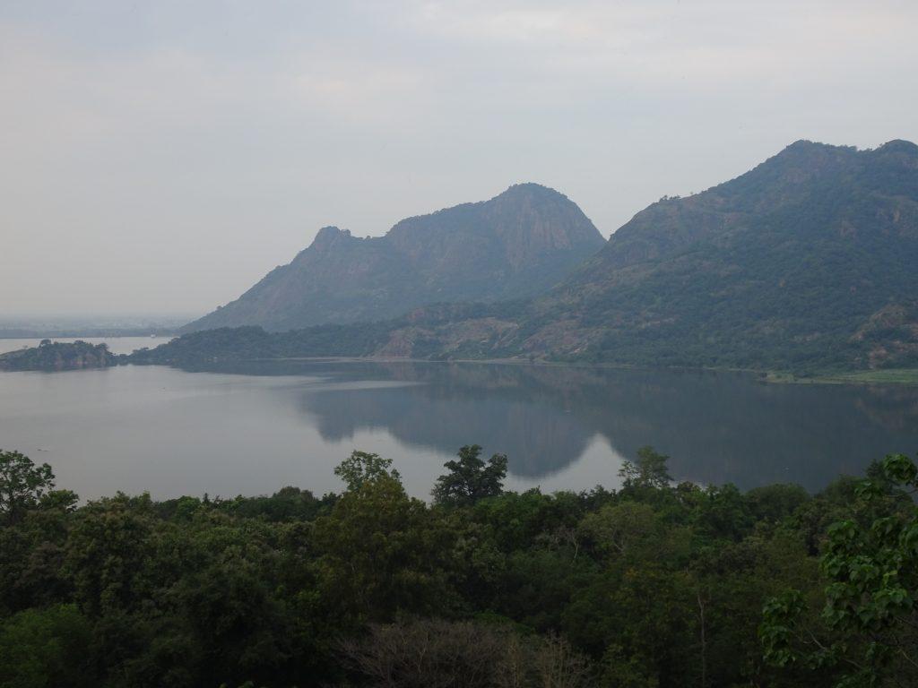 View en-route to Kodaikanal