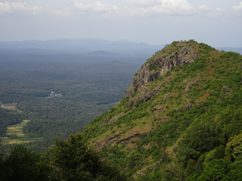 Needle Rock View Point, Ooty