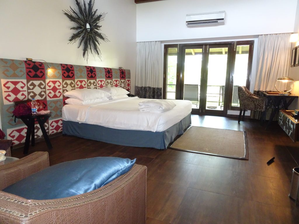Room at Serai Bandipur