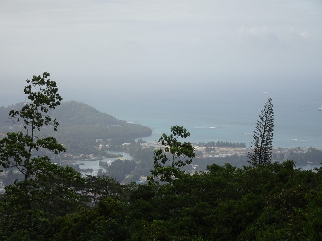 Views in Seychelles