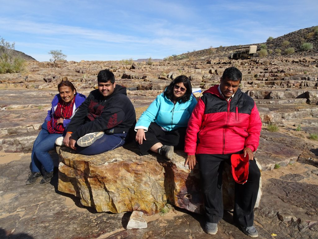 4holidaymaniacs in Namibia