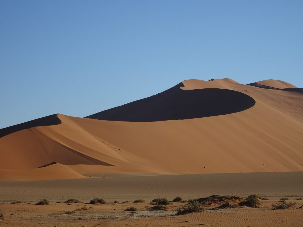 Red Dunes of Sossusvlei
