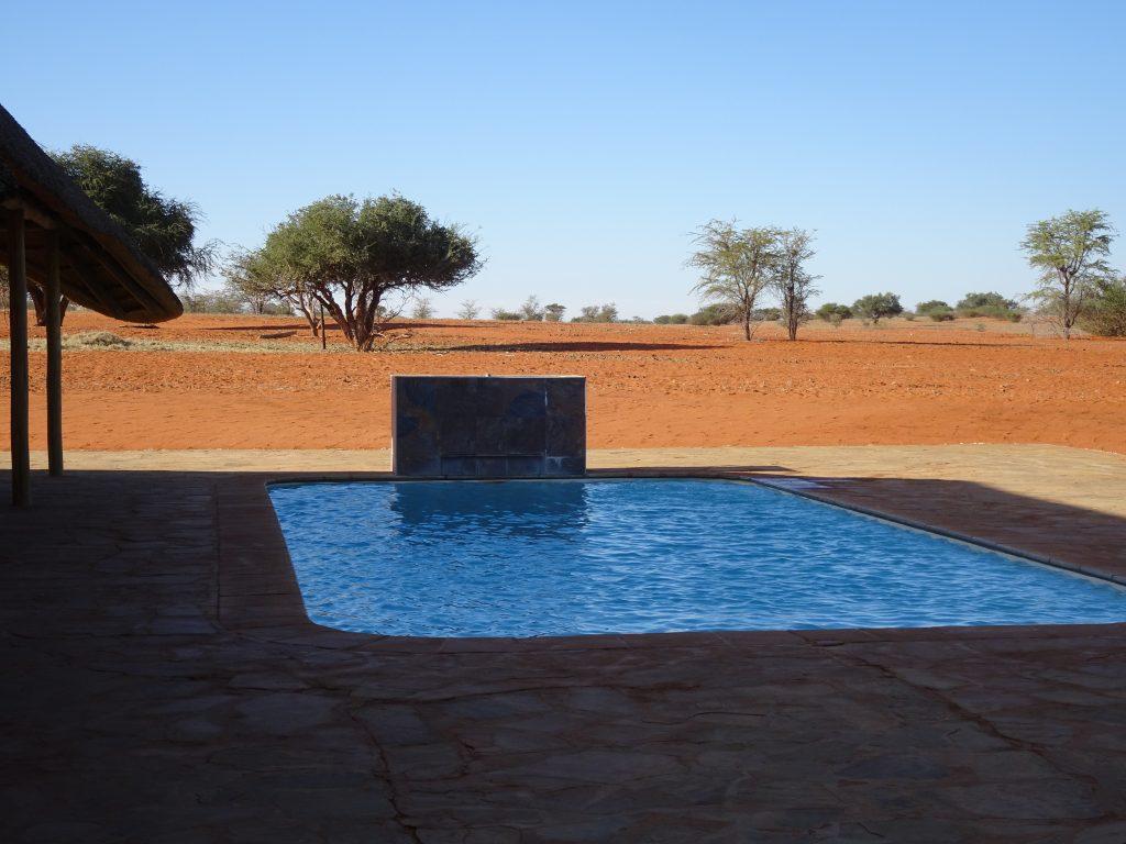 Swimming Pool at Bagatelle