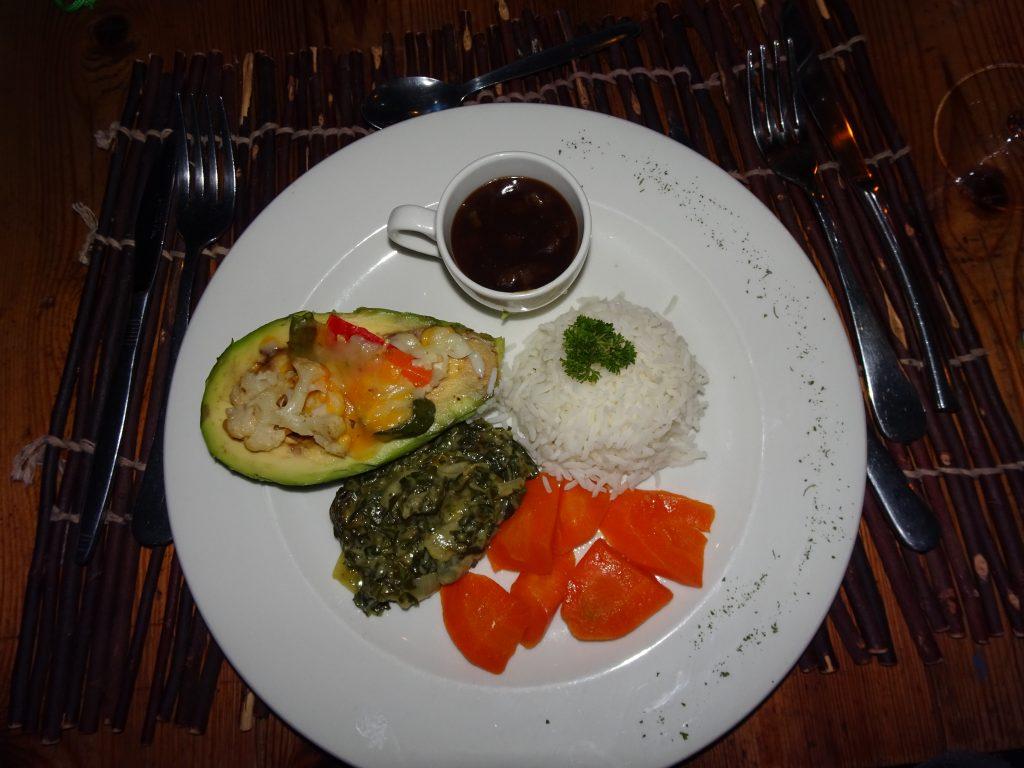 Vegetarian Food in Namibia