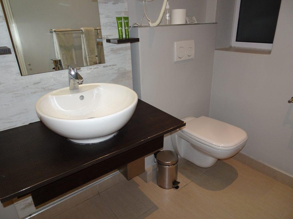 Bathroom at Aha Swakopmund Plaza Hotel