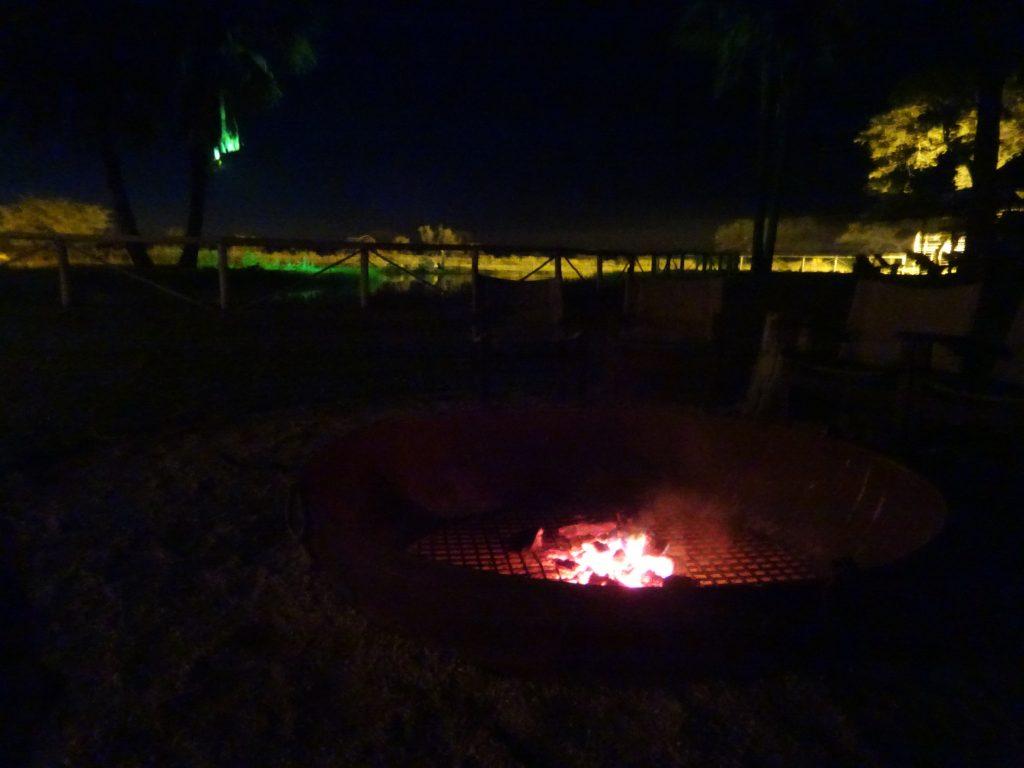 Born Fire at Onguma Bush Camp