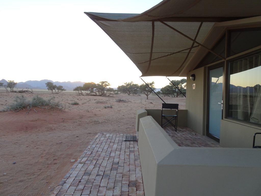 Cottage at Sossusvlei Lodge
