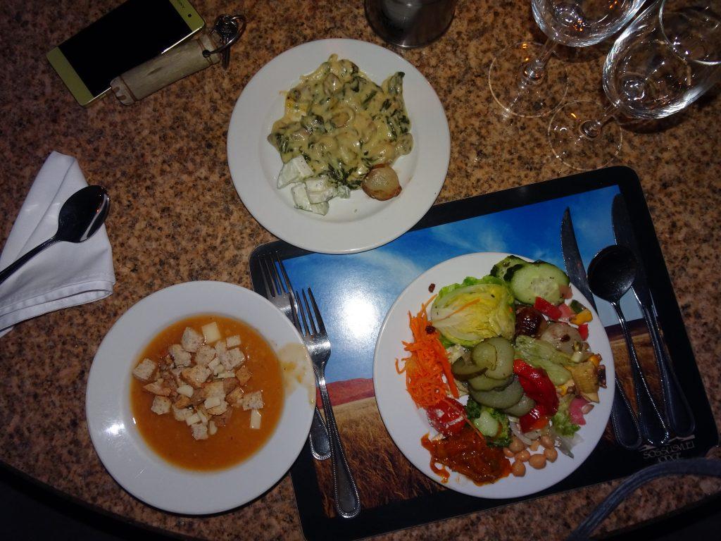 Dinner at Sossusvlei Lodge