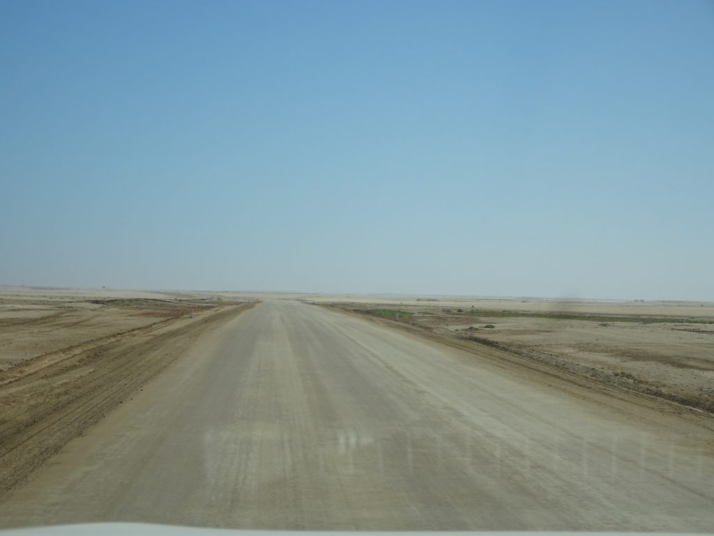 Driving Skeleton Coast