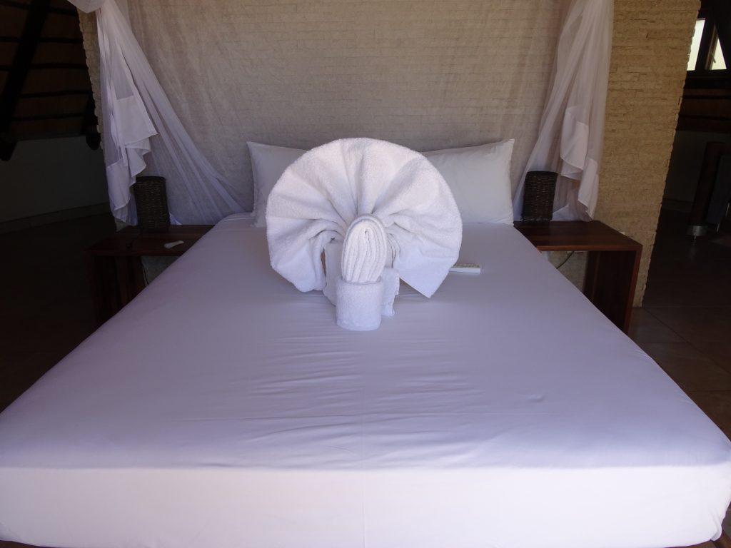 First Floor Room at Okaukuejo Rest Camp