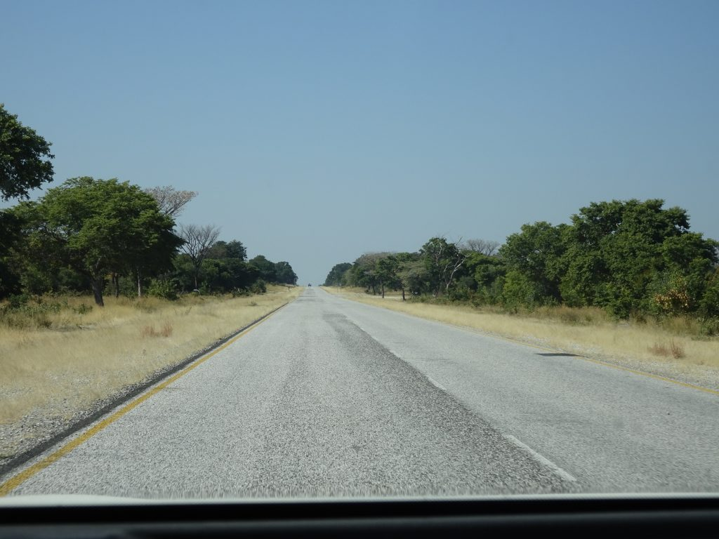 Perfect roads to Caprivi - 2 weeks in Namibia