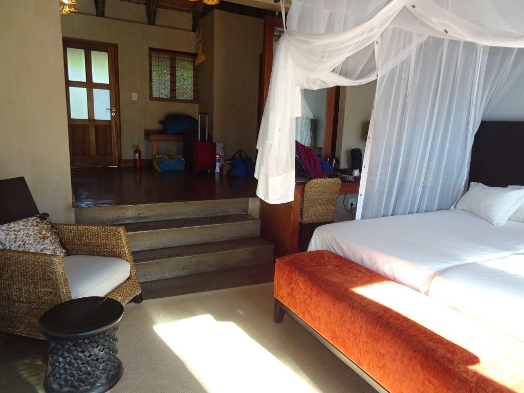 Room at Divava Okavango Lodge