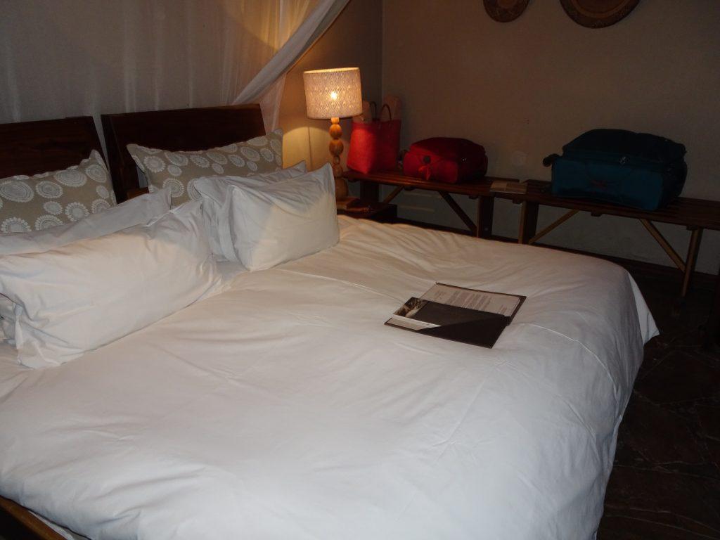 Room at Onguma Bush Camp