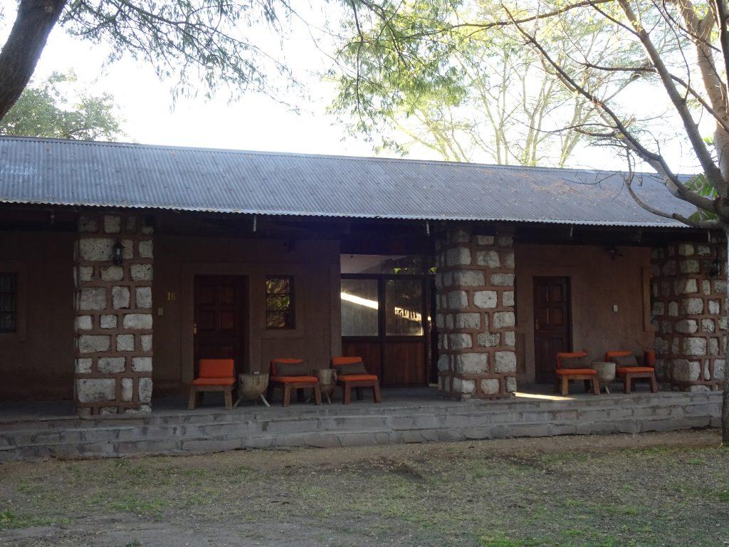 Room with a patio at Onguma Bush Camp