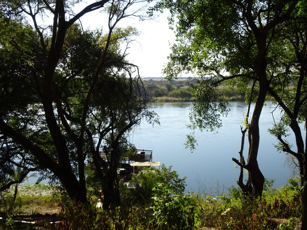 Room with a view at Divava Okavango Lodge