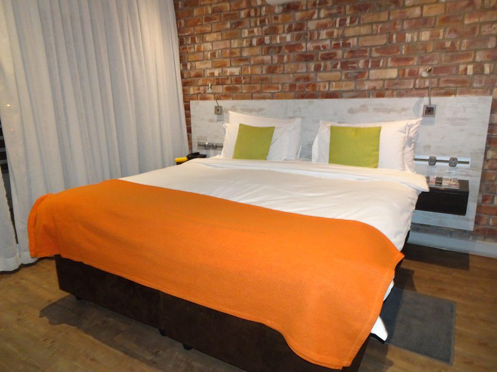 Rooms at Aha Swakopmund Plaza Hotel