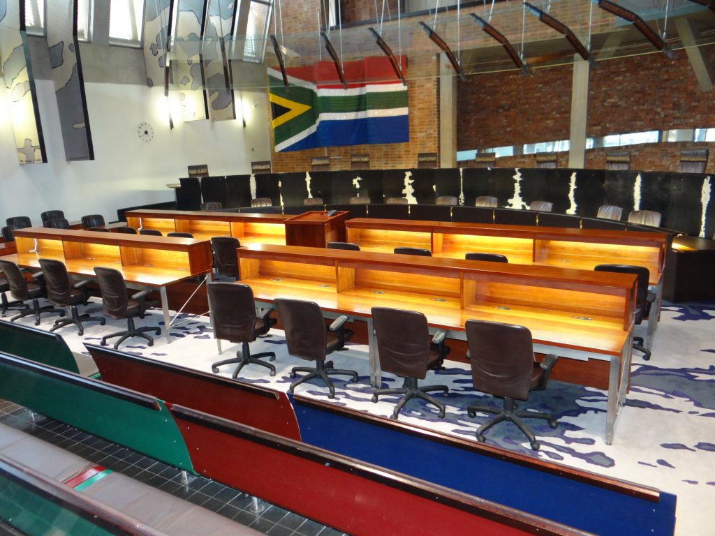 Constitutional Court in Johannesburg